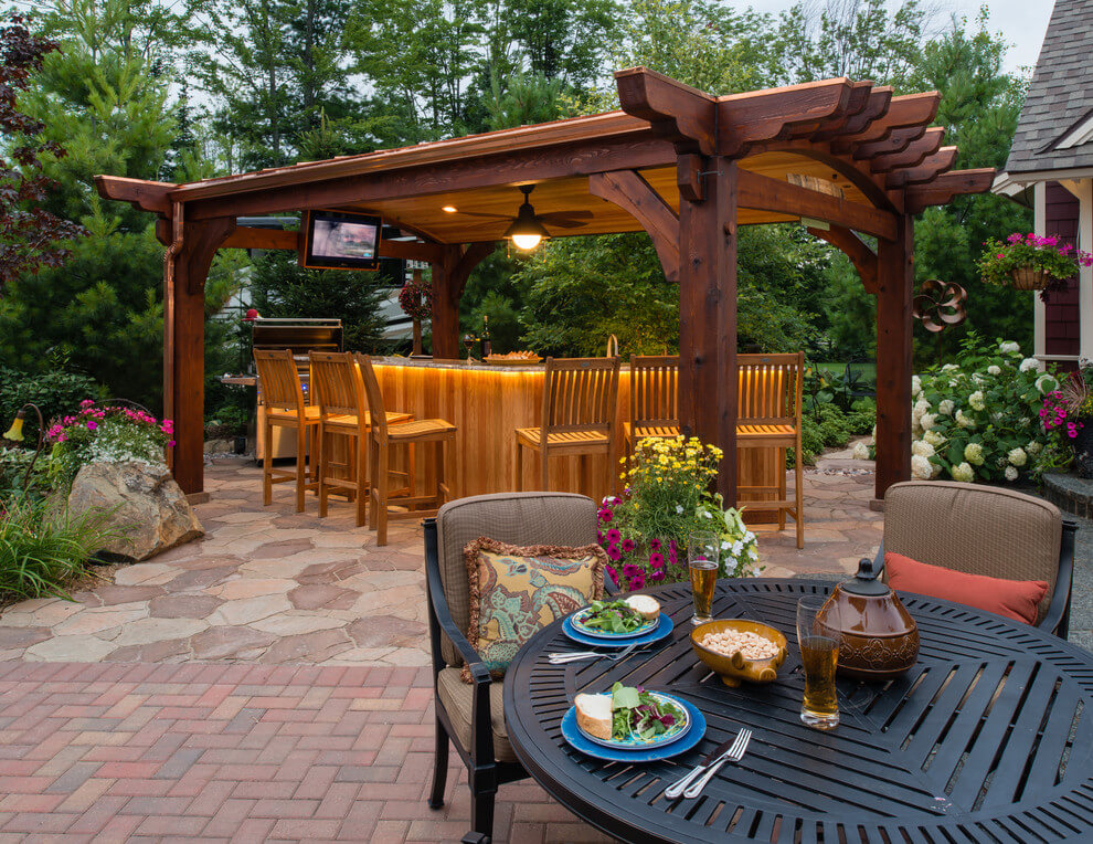 26+ Patio Ideas to Beautify Your Home On a…